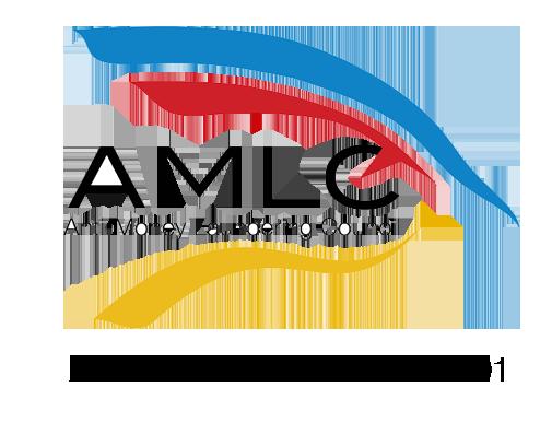 AMLC Logo 1st Accredited Provider